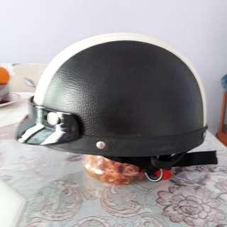 Half cap Helmet