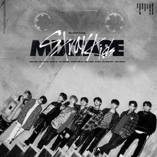 [Pre-Order] Stray Kids - MIXTAPE (All shipping fees included)