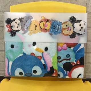 New Tsum Tsum Bath Towel gift set