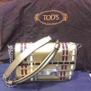 Hangbag Tods Gold