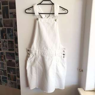 Cotton on overall dress (OP: 209)