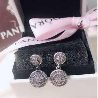 Pandora-inspired Earrings