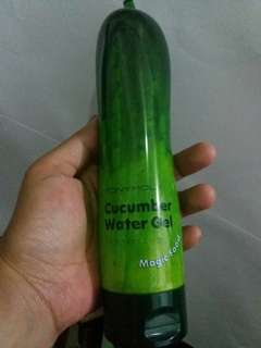 Water gel (cucumber)