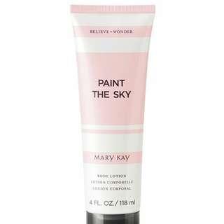 """Mary Kay """"Paint The Sky"""" Body Lotion 118ML"""
