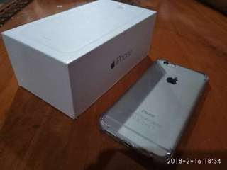 I PHONE 6 64GB GRAY FULLSET SECOND