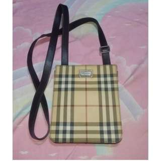 Authentic Burberry London Sling Bag