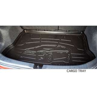 Cargo Tray for Toyota Yaris 2014 Model