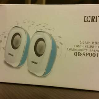 Rite 2.0 Mini Digital Speaker!! Brand New!!