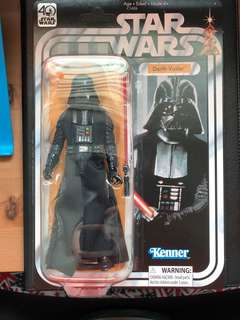 Black Series Star Wars 40th Anniversary Darth Vader