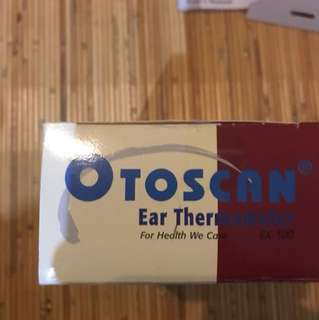 Otoscan Ear Thermometer