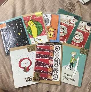 萬用卡片/聖誕卡片