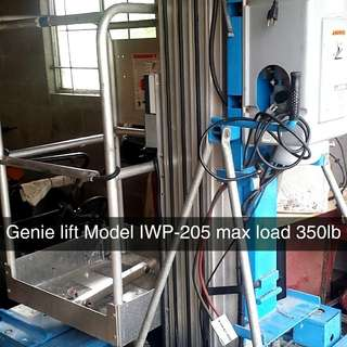 Genie IWP 20S Superseries Portable Access Platform