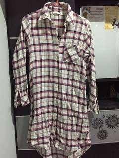 Lomg shirt fanel