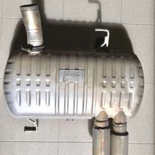 Eisenmann Sports Exhaust (BMW E90 series)