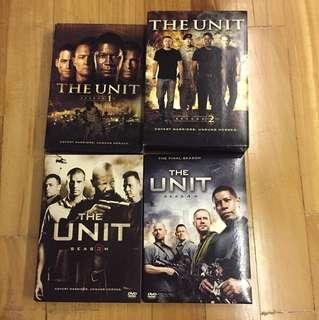 The Unit DVD set