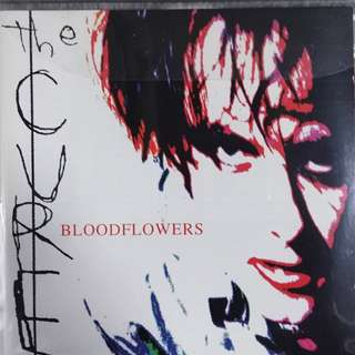The Cure Blood Flowers