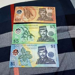 Brunei note