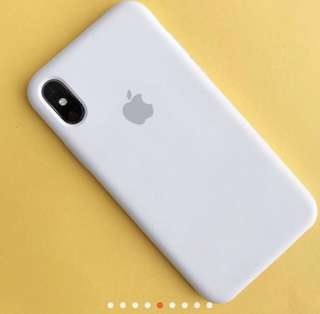 Authentic Official iPhone Silicone Case