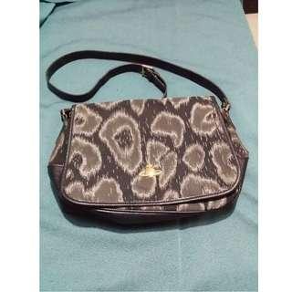 Authentic Vivienne Westwood Safari Messenger Bag