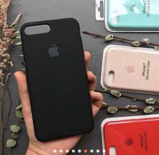 Authentic Official iPhone Silicone Case for 6S