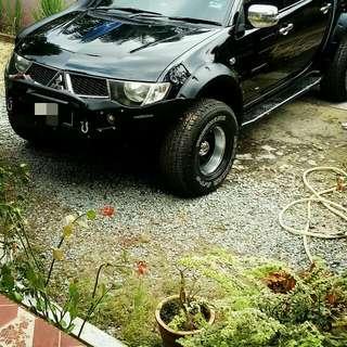 Mitsubishi triton 4x4 (a)