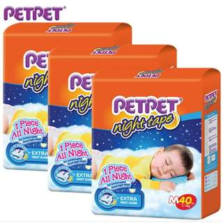 Petpet night tape M40