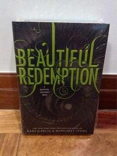 Beautiful Creatures Book Beautiful Redemption
