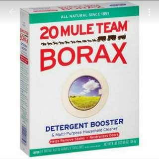 Borax whole box