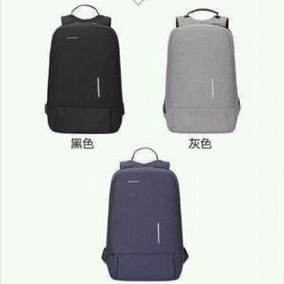 OC- Anti Theft BagPack