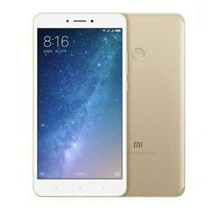 Xiaomi Mi Max 2 gold 32GB