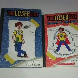 The Loser List bundle