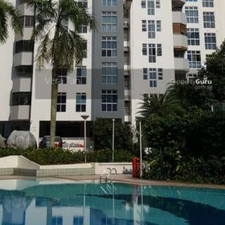 High floor Ava Tower condo unit for rent