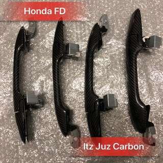 Honda FD Carbon Door handle