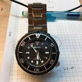 SEIKO Prospex SBDN021J 鮪魚罐頭 太陽能限量手錶