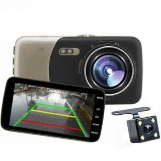 Car Camera - Dual Lens Front & Rear DVR