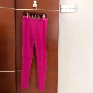 Forever 21 - Pink Legging (SALE)