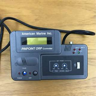 PINPOINT® ORP Controller - American Marine Inc