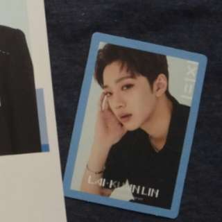 Photocard Guanlin