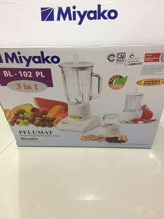 New Miyako 3 in 1