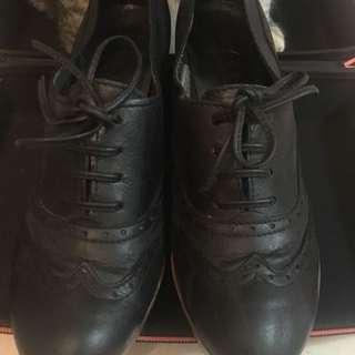 Office London 高踭鞋