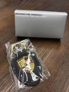 Porsche Design Key Chain 鎖匙扣
