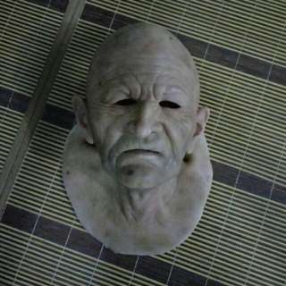 Realistic Old man silicone mask (The OldTimer)