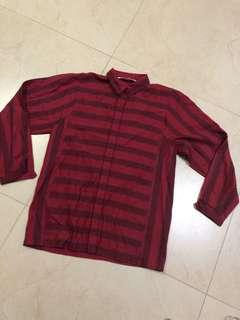 Christian Dior sports blouse shirt