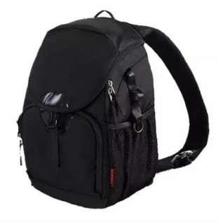 New CAREELL Sling Backpack for SLR Cameras C1320 (Black)