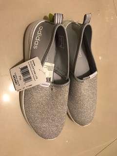 adidas neo灰色 (7.5 size)
