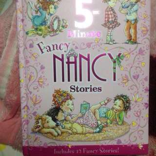 Fancy Nancy stories