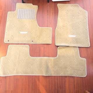 🚚 Honda CRV 第三代 車內地毯