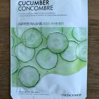 Real Nature Sheet Mask