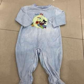Baby Sleepsuit (6-12mths