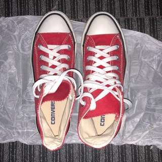 ORIGINAL CONVERSE CHUCK TAYLOR ALL STAR HIGH CUT